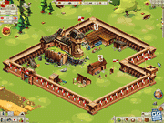 Goodgame Empire - Simpel kasteel